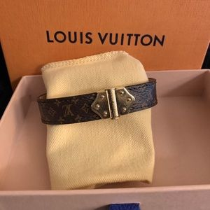 Louis Vuitton Nano Monogram Bracelet